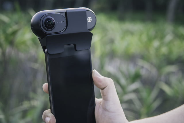 Insta360 One is an Android Adapter for a 360-degree Smartphone