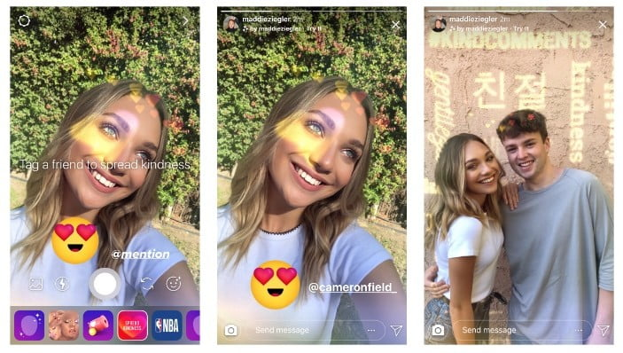 instagram says ai is now helping it detect bullying in photos effect