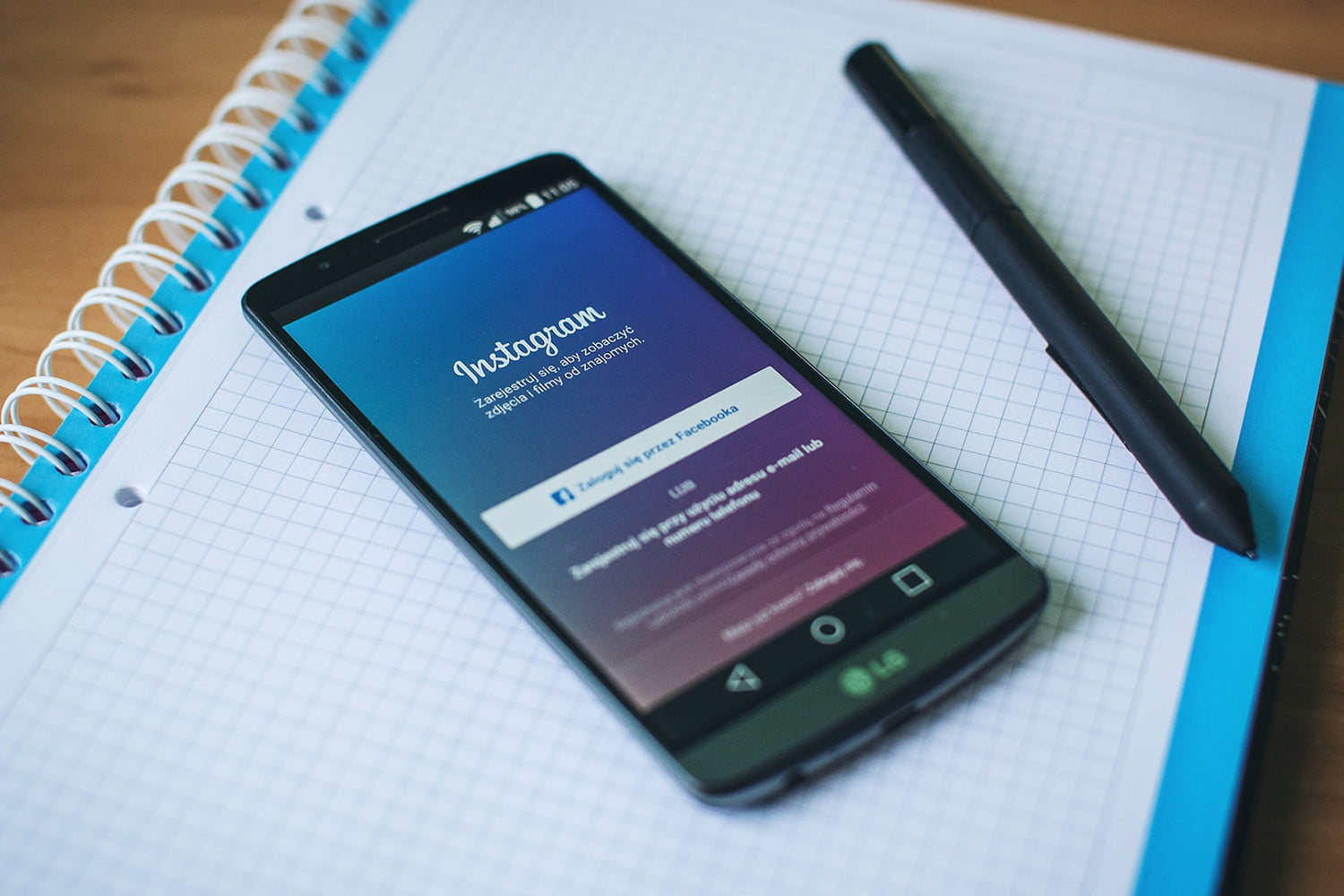 How to take instagram picture with your phone screen samsung galaxy