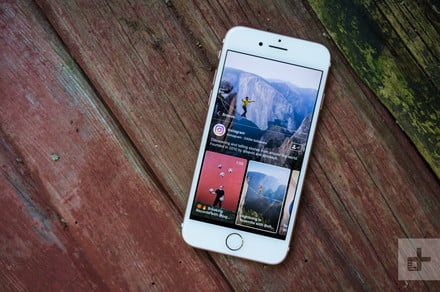 Vertical video haters win the war — Instagram's IGTV has a horizontal view
