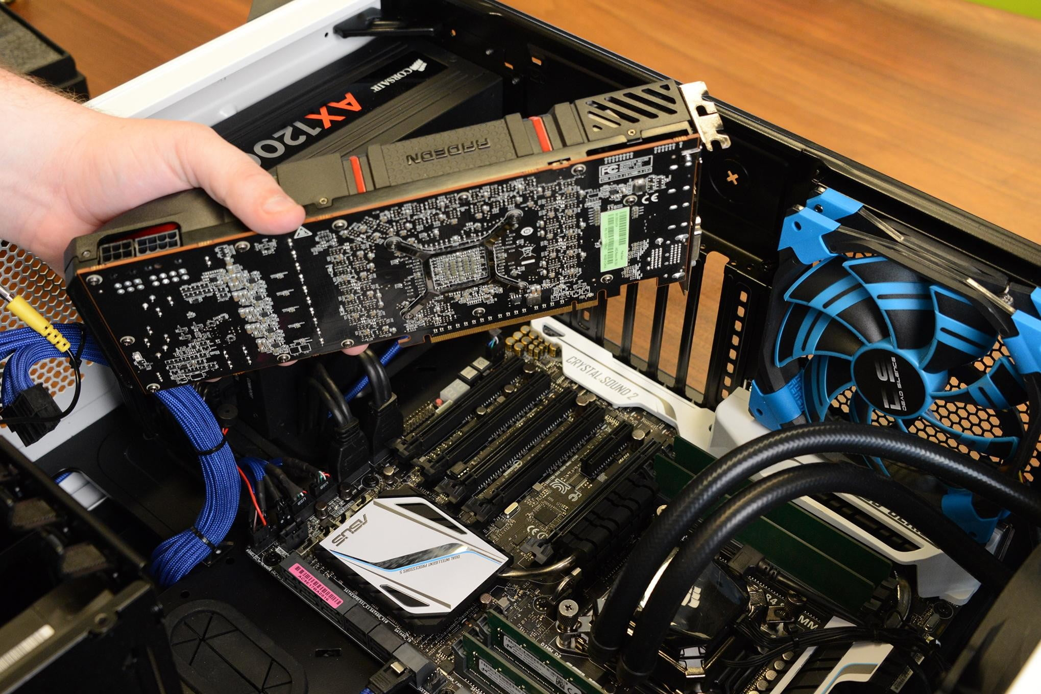 Image result for GPU in a computer