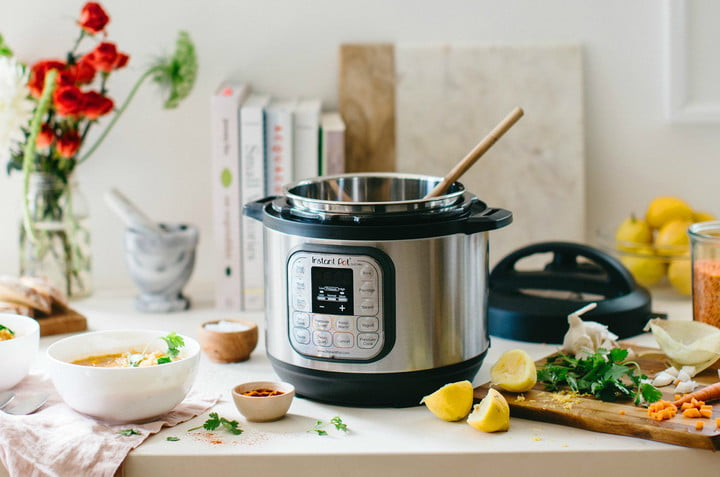 instant pot post christmas sales duo mini 3 qt 7 in 1 multi  use programmable pressure cooker