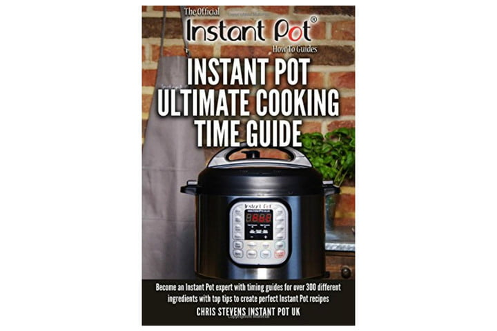 best instant pot recipe books ultimate cooking time guide dt