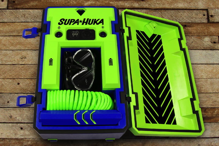 supa huka diving system kickstarter interiorwood1