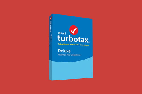 intuits discounted turbotax deluxe software will do your taxes and save you cash intuit turbo tax 2017