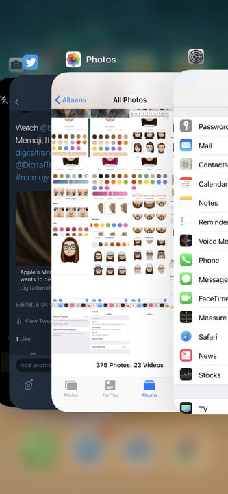 ios 12 features release date app switcher 2