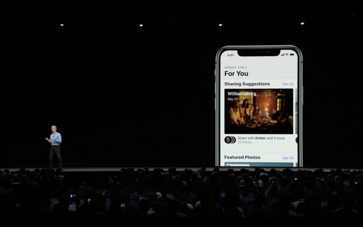 ios 12 features release date photos app
