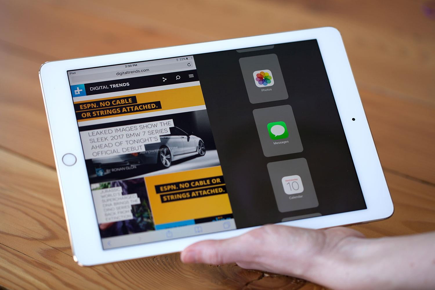 iOS 9 Is An Excellent Reason Not To Buy An iPad ... Yet ...