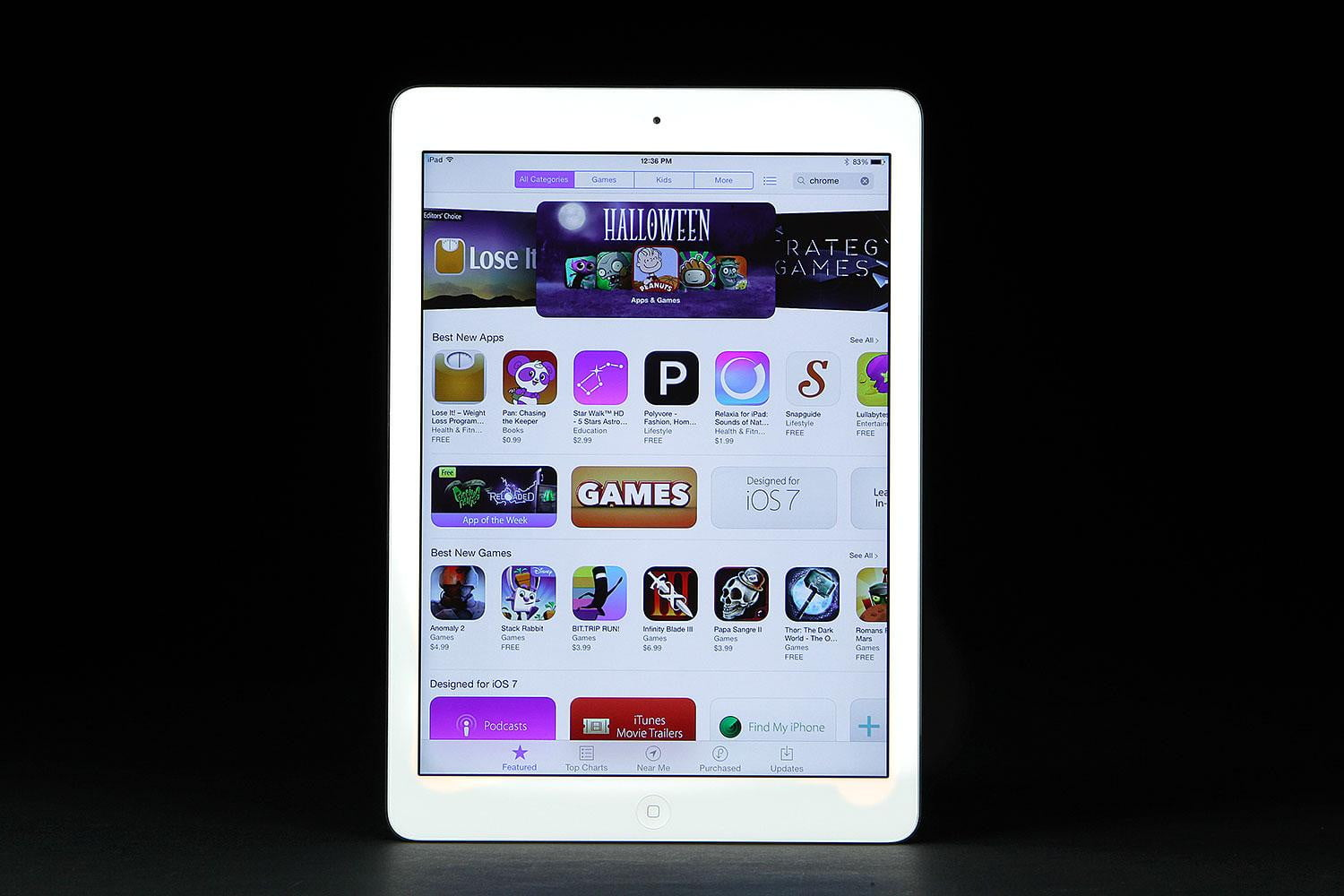 how to get refund on app store purchase on ipad