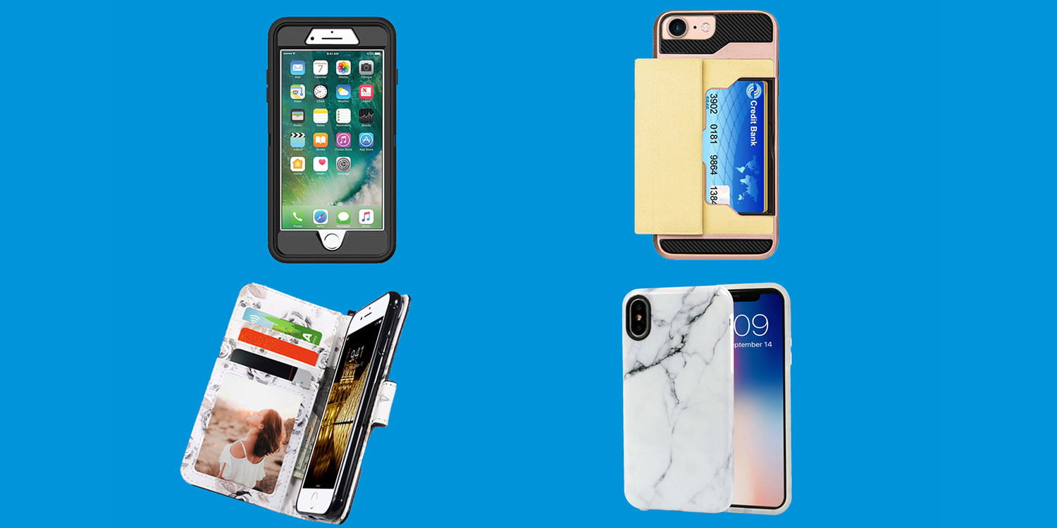 various colors d0200 a993a Walmart discounts Apple iPhone cases for the XR, XS, and other ...