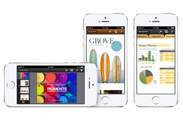 Apple Makes iWork apps free, but only if you buy a new iPhone 5S or
