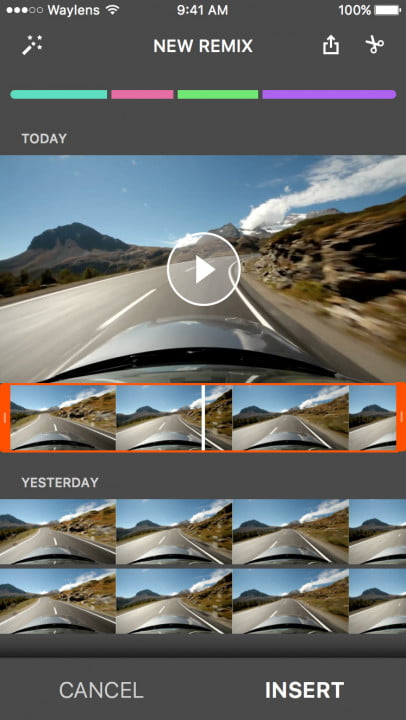 waylens dashcam reckless drivers iphone new remix 1