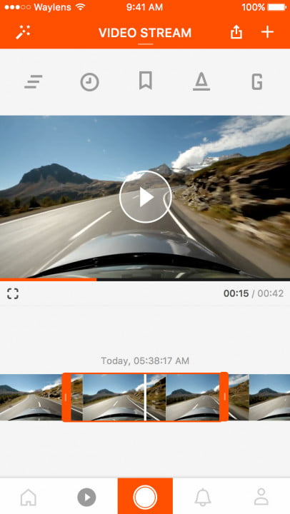 waylens dashcam reckless drivers iphone new remix 4