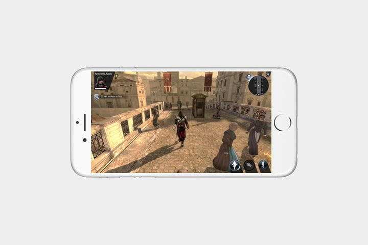 best iphone games assassin s creed identity