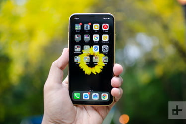 How to change the home screen on iphone 8