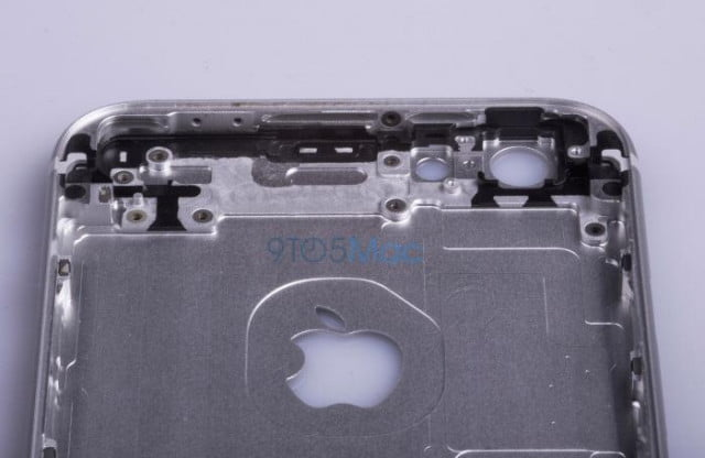 say hello to the iphone 6s leaked images of metal frame reveal no changes chassis 03