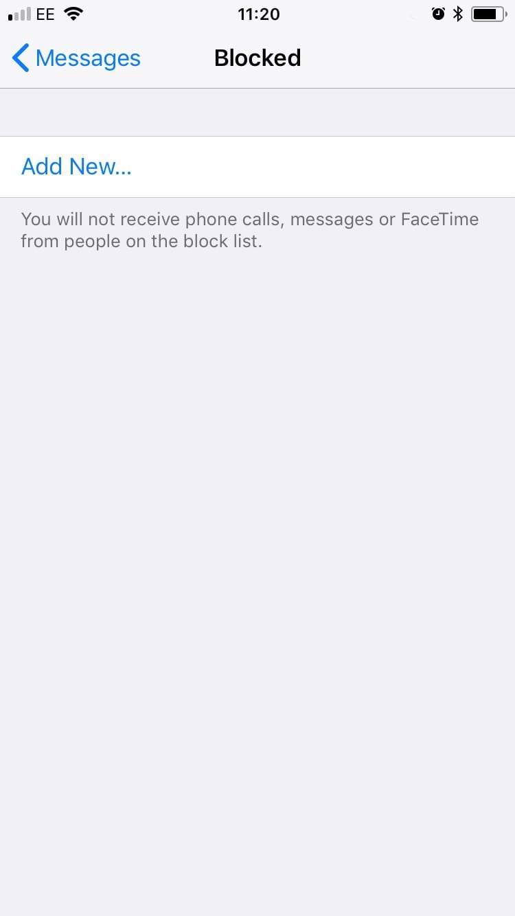 blocking texts on iphone how to block text messages in ios and android with ease 13680