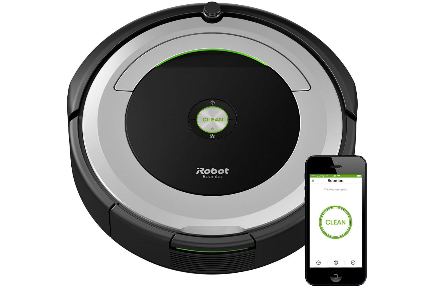 Amazon slashes $77 off the iRobot Roomba 690 multi-surface robot vacuum