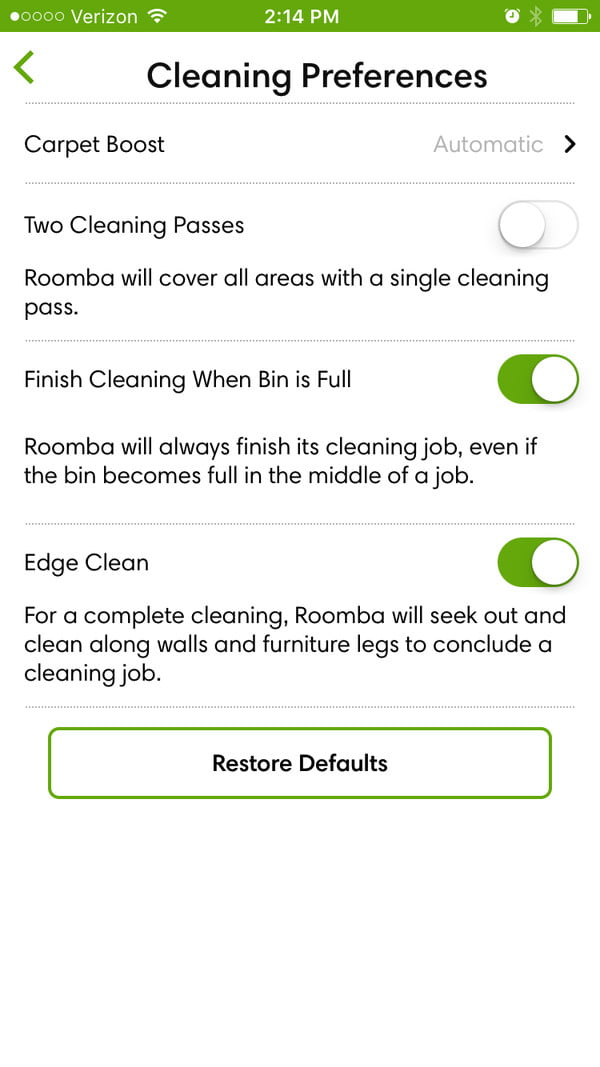 Irobot Roomba 980 Review Digital Trends