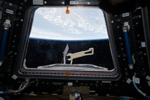 3d printed tools in space iss iss047e142018 nr