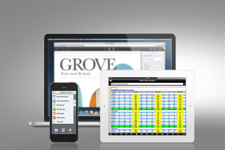 Iwork alternatives 3 office apps that beat out apple digital trends iwork office alternatives main fandeluxe Images