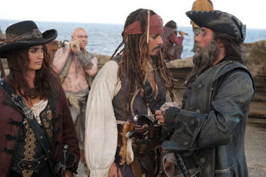 Pirates of the Caribbean: On Stranger Tides Review | Digital Trends