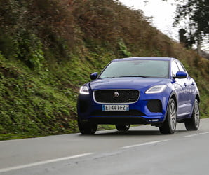 It's still only a cub, but Jaguar's new E-Pace is ready to lead the pack