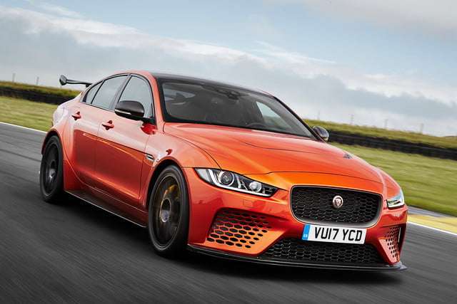 Jaguar-XE-SV-Project 8 Interview