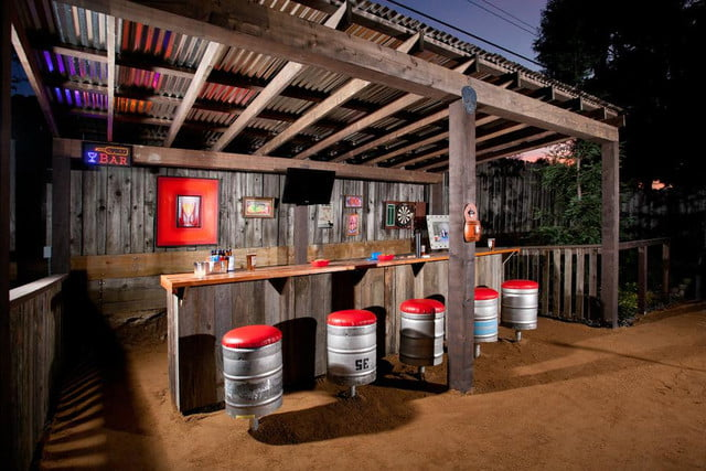 8 cool things you can make out of a keg jake moss stools