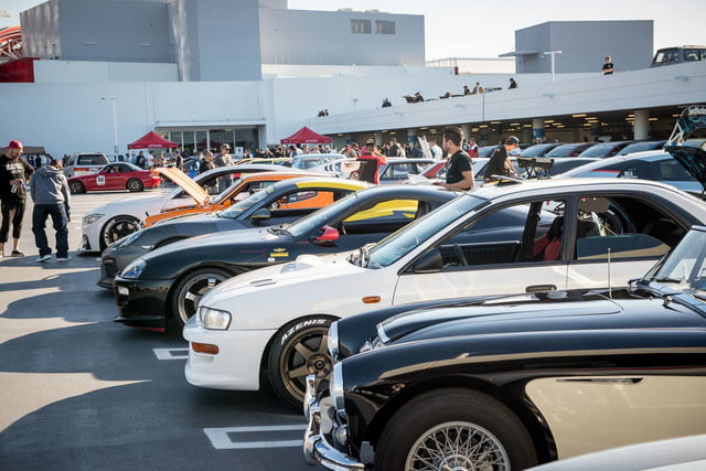 petersen automotive museum japanese car cruise in at 10