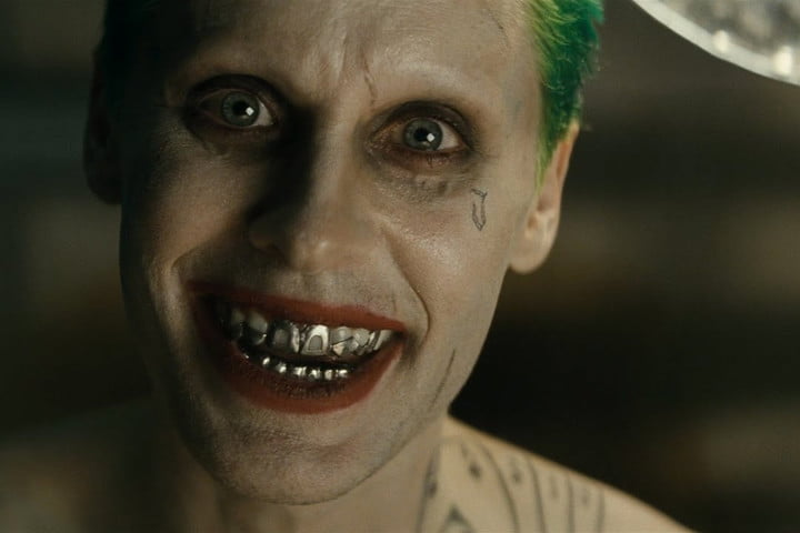 Jared Leto covers Empire magazine as the Joker from Suicide Squad