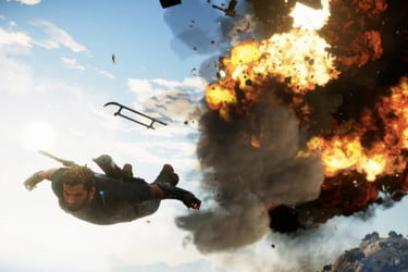 Patch for Just Cause 3 Coming Soon   Digital Trends