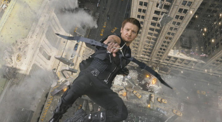 Jeremy Renner hints at a role for Hawkeye in the next Captain America movie
