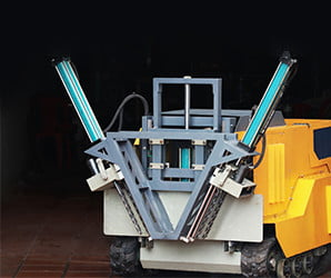 Awesome Tech You Can't Buy Yet: Robots that eat landmines and clean your floors