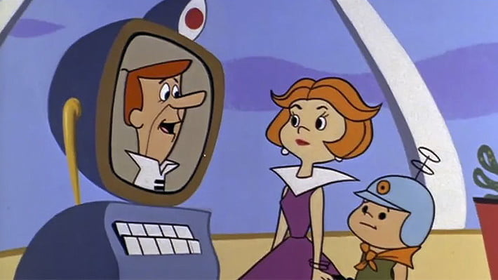 The Jetsons Technology Video Calling