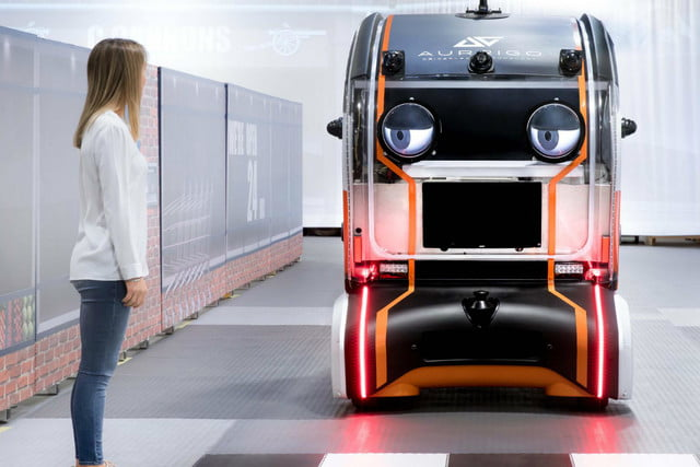jaguar land rover uses virtual eyes to test trust in self driving cars jlr 1