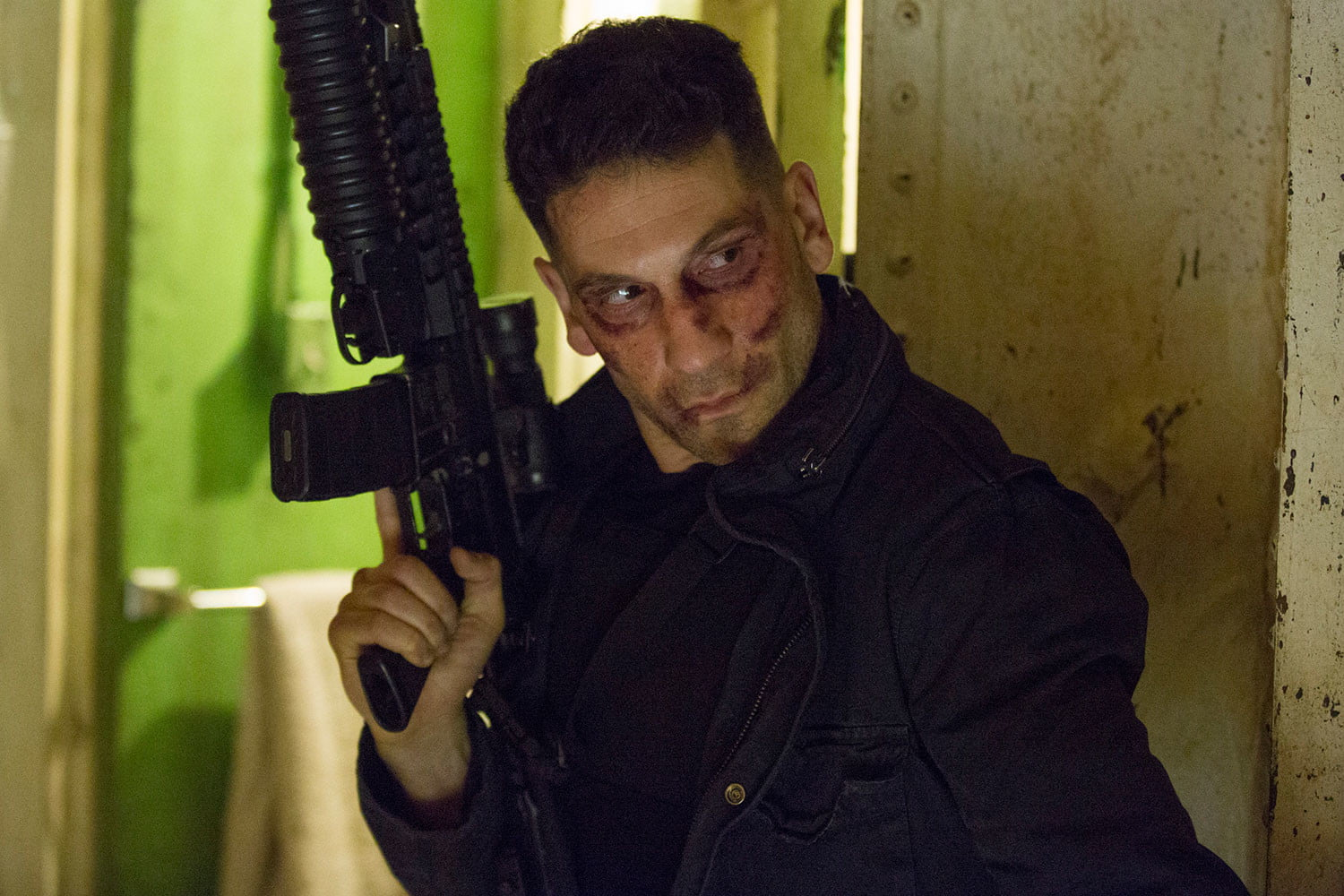 Image result for The Punisher tv show