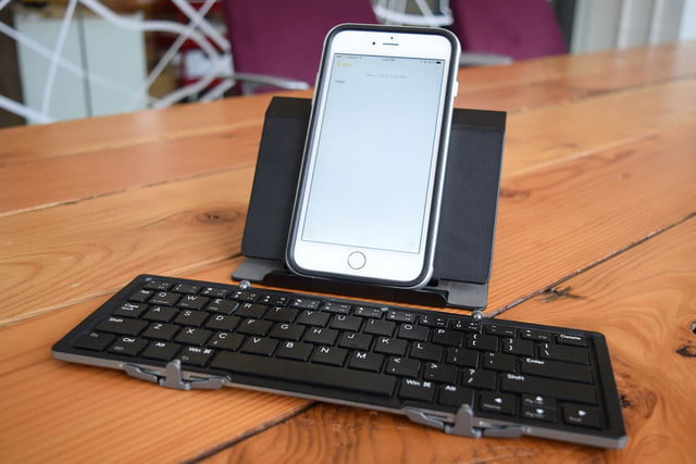 jorno mobile keyboard news phone angle