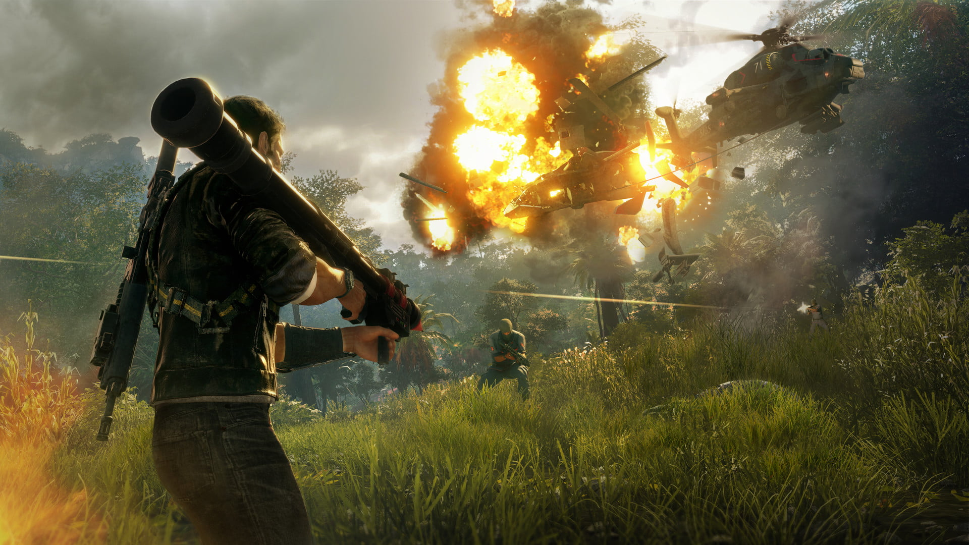Lsquo Just Cause 4 Rsquo Preview Digital Trends