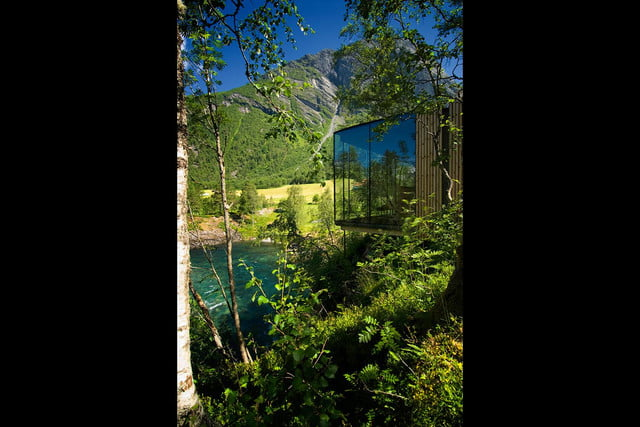 retreat from society and relax in these idyllic cabins around the world juvet landscape hotel 19