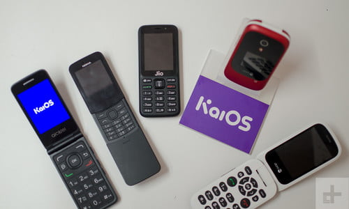 KaiOS wants to end the digital divide with smarter feature phones