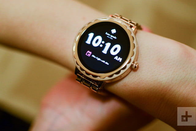 20c6dcdf2c4 Kate Spade Women s Smartwatch Shuns  Shrink it and Pink it  Style ...