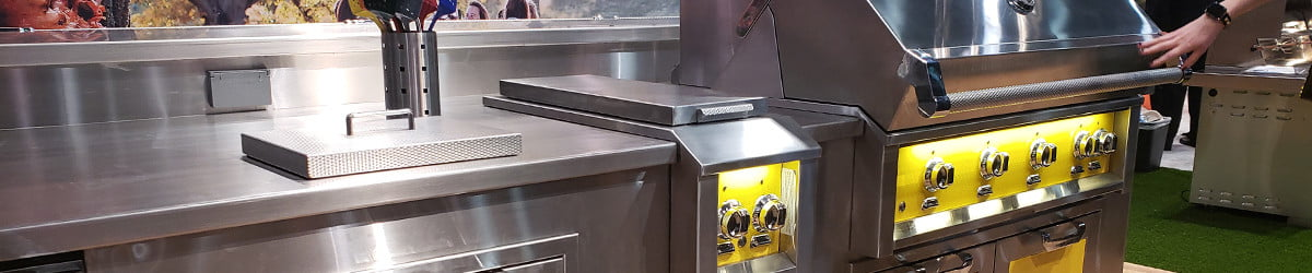 Stainless steel is so last year. In 2019, it's all about colorful appliances