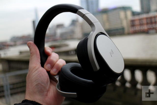 763a6dae0a6 KEF Porsche Design Space One Wireless Hands-On Review | Digital Trends