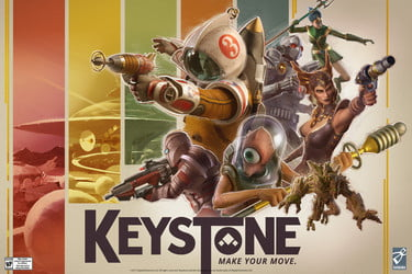 Keystone' Will Be The Latest Free-To-Play First-Person