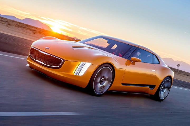 Kia Gt4 Stinger In The Of Word Ociation And Sports Car Are Almost Never Linked Korean Brand Is Primarily Known For Its Economy