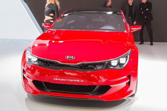 kia sportspace concept official pictures and specs 1
