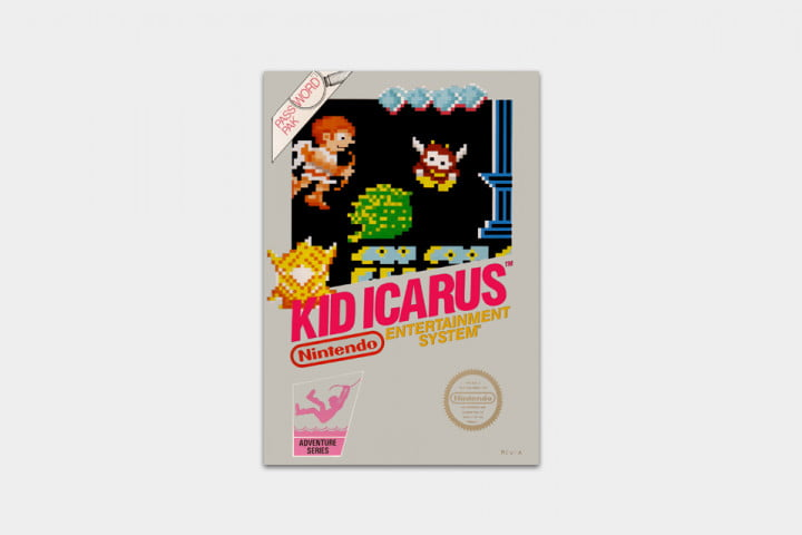 best nes games ever kid icarus