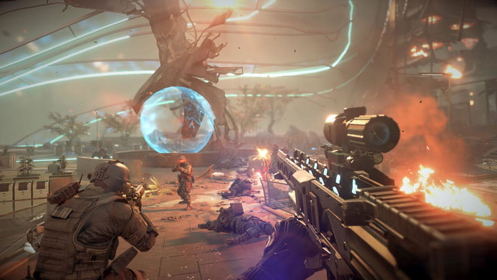 The best PS4 shooter games