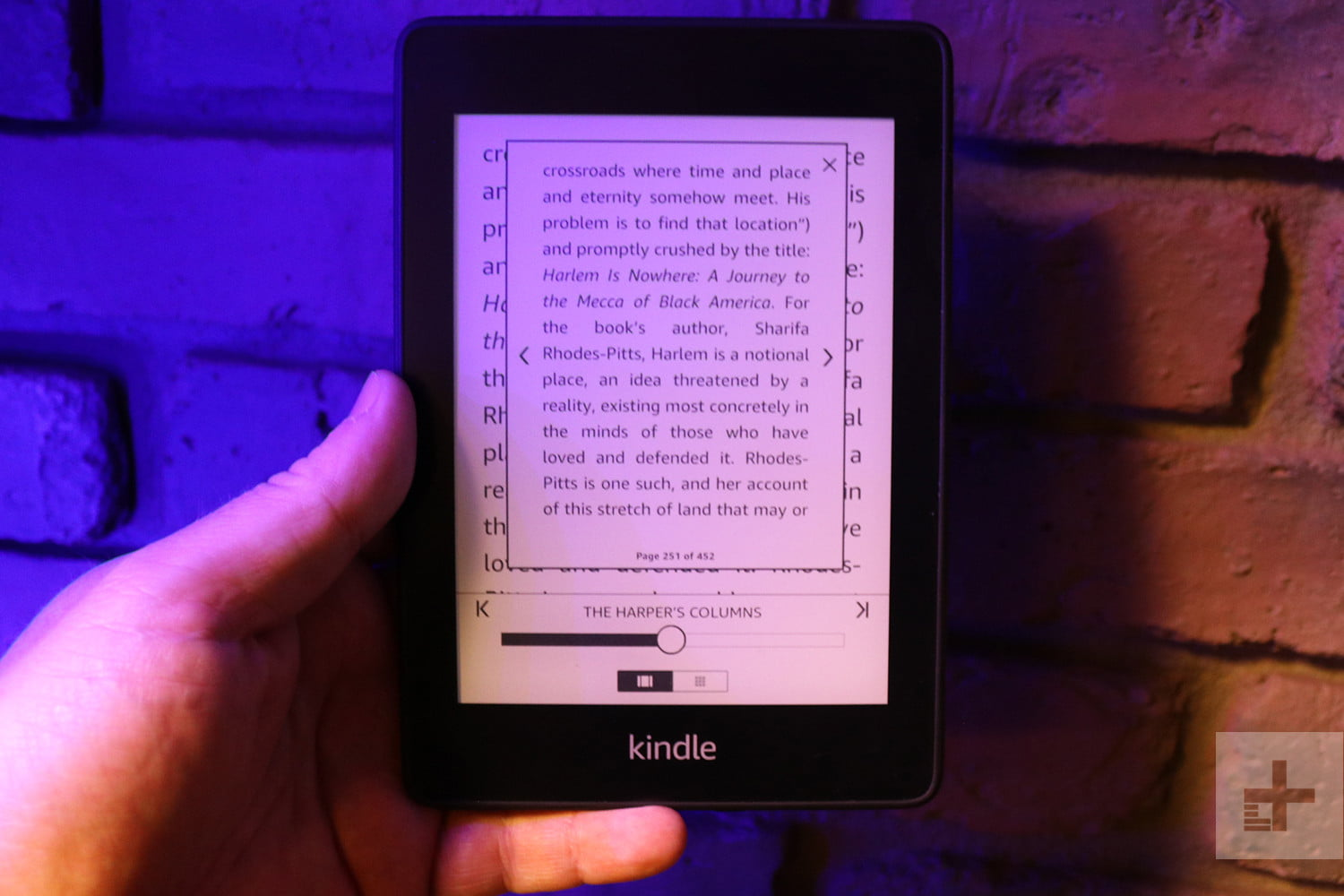 Kindle Paperwhite (2018) review | Digital Trends